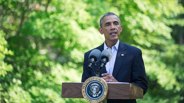Obama: New government must unite Iraq