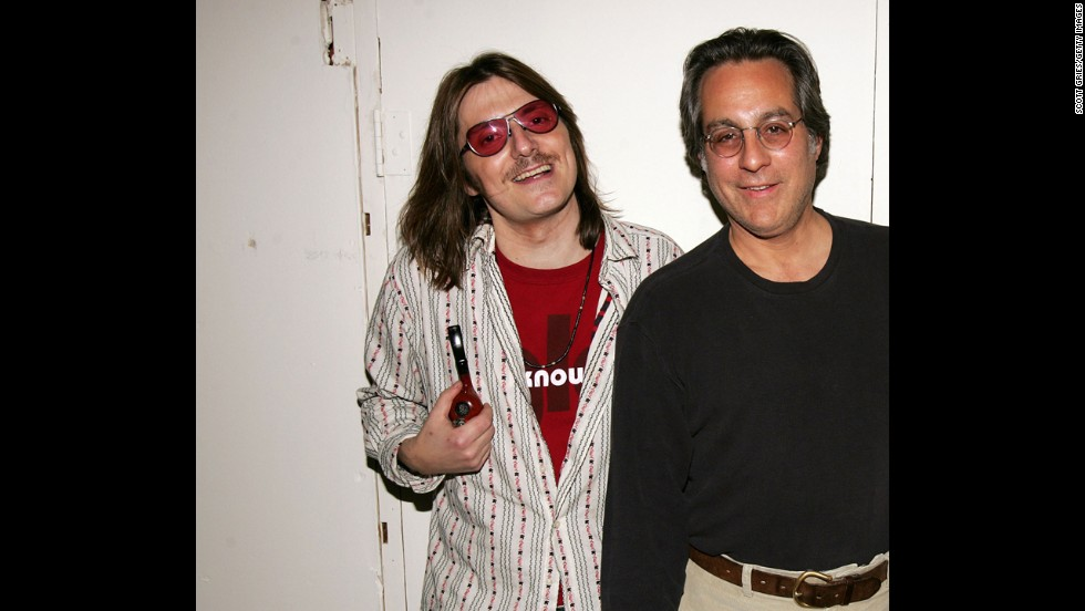 "It didn't matter if Mitch Hedberg was talking about koala bears or candy bars; when he stepped to the stage, he had your attention. The comedian once dubbed ""the next Seinfeld"" had reached cult status in the late '90s and was approaching mainstream popularity when he died suddenly in March 2005 of a drug overdose at age 37."