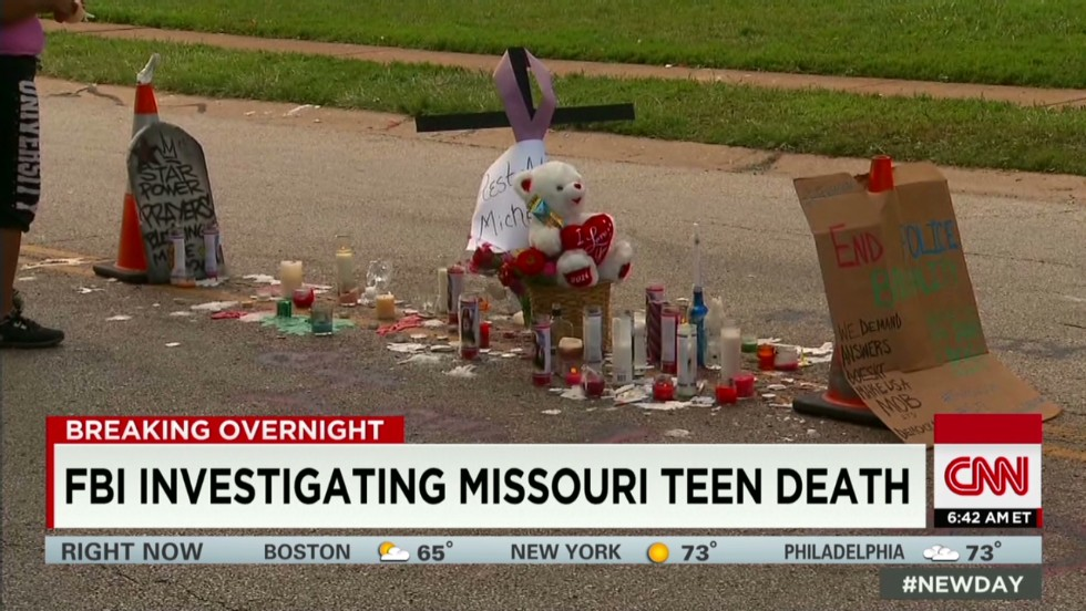 Michael Brown case: Shooter's name withheld after threats, police say