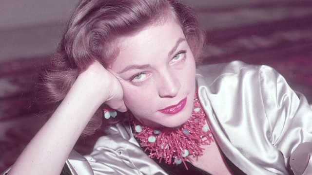 Actress Lauren Bacall has died at 89