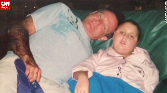 nr brooke blog dad remembers dying girls wish granted by robin williams_00005408.jpg