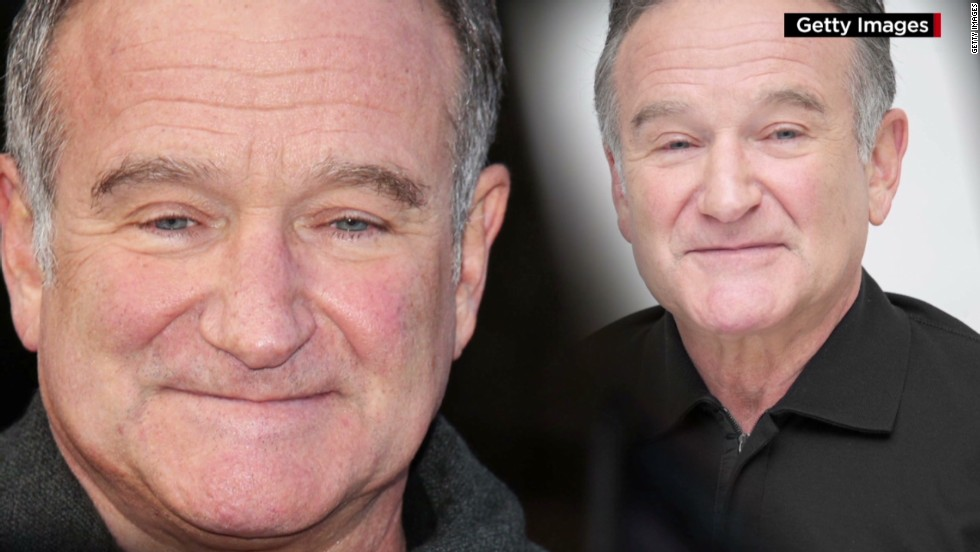 Officials: Robin Williams apparently hanged himself with a belt