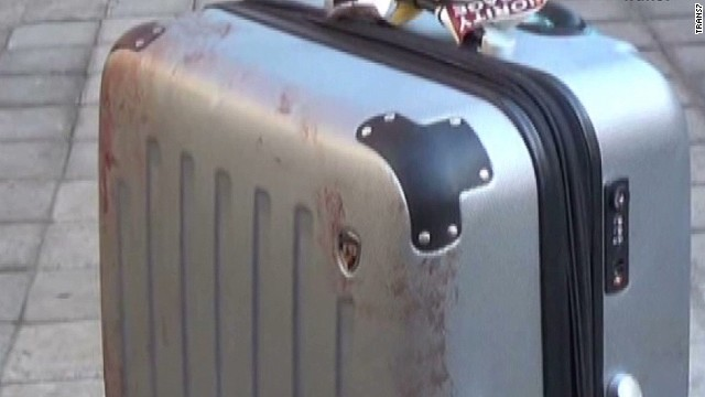 Body found stuffed in suitcase in Bali
