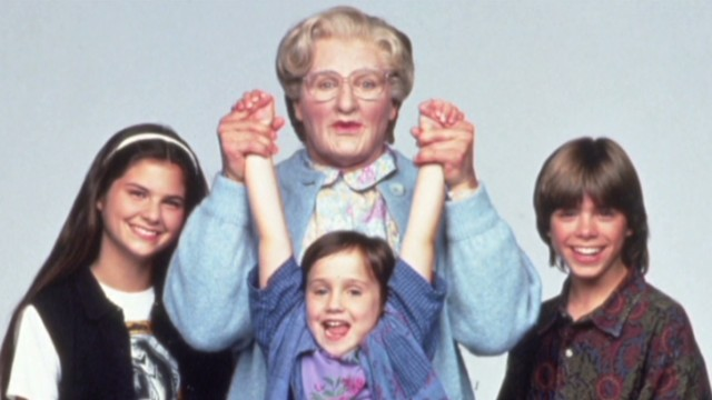 The kids from '太太. Doubtfire' are all grown up