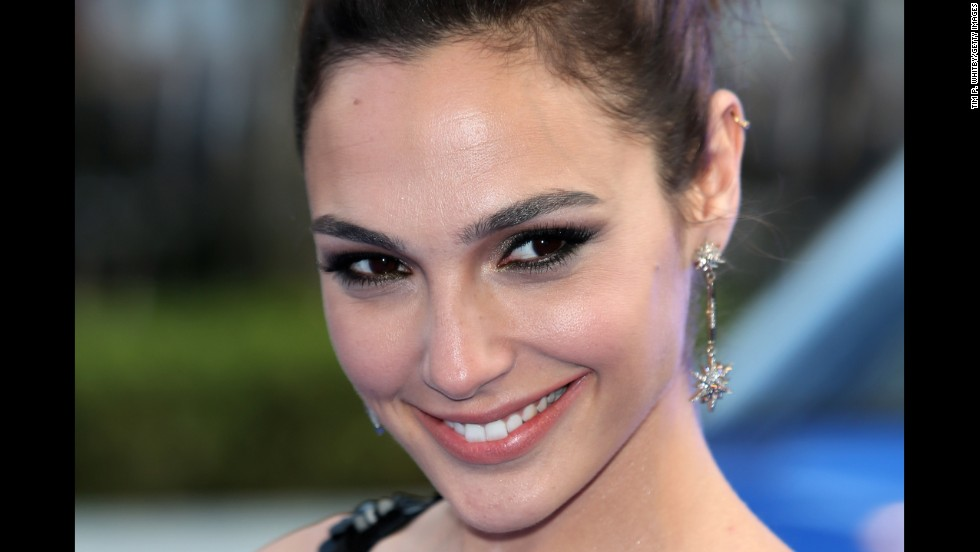 "Gal Gadot's casting as Wonder Woman also caused a bit of controversy at first, though her fierce <a href=""http://www.cnn.com/2014/07/28/showbiz/movies/wonder-woman-gal-gadot-photo-batman-v-superman/index.html"" target=""_blank"">first photo in costume at San Diego Comic-Con</a> drew raves from many fans."
