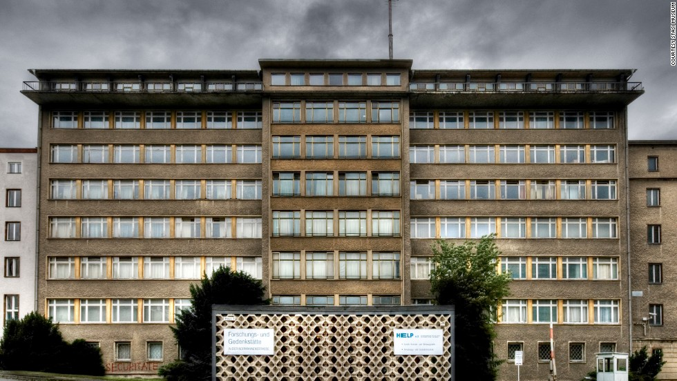 "The former Stasi headquarters in East Berlin. ""It emerged after the political transition that Dynamo, as the favorite club of Stasi chief Erich Mielke, received many benefits and in some cases mild pressure was applied in its favor,"" the German FA (DFB) says on its website."