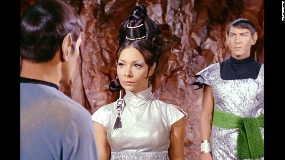 "Actress <a href=""http://www.cnn.com/2014/08/14/showbiz/obit-star-trek-arlene-martel/index.html"" target=""_blank"">Arlene Martel</a>, whom ""Star Trek"" fans knew as Spock's bride-to-be, died in a Los Angeles hospital August 12 after complications from a heart attack, her son said. Martel was 78."