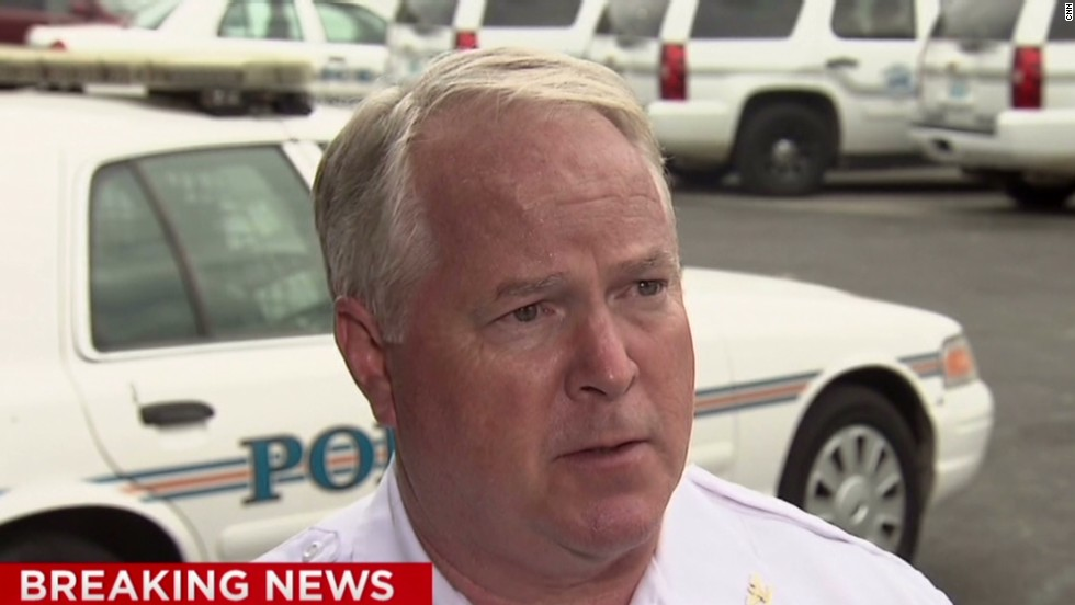 Ferguson police chief denies resignation