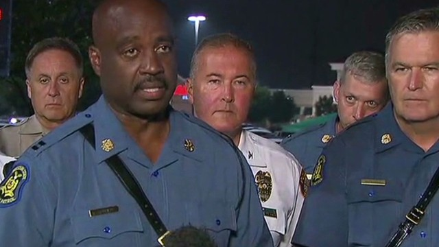 Captain: 'We made seven arrests'