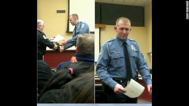 New image of officer Darren Wilson