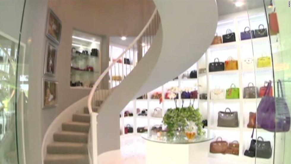 Bizarre Twist In $1M Luxury Closet Heist   CNN Video