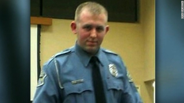 Organizer: Officer Wilson was justified