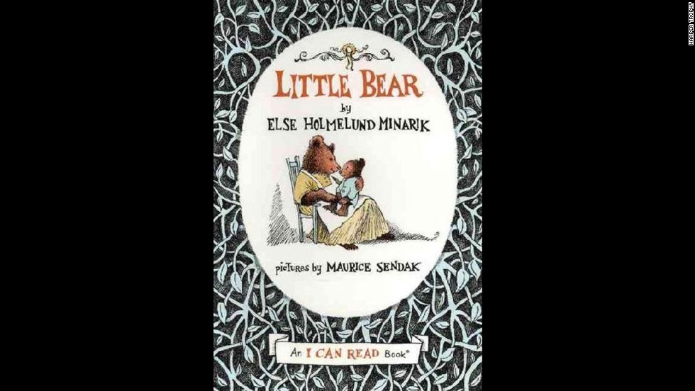 """Little Bear,"" by Else Holmelund Minarik. ""My first favorite book that I remember and still think about is Little Bear. There have been many books since then, but that is the one that I would read over and over and then read to my little sister. Sometimes I find it in a thrift store and have to open it up to see the pages."" — Erin Almond"