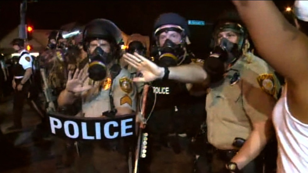 Report finds discrimination in Ferguson