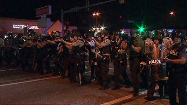 Dozens arrested in latest protests