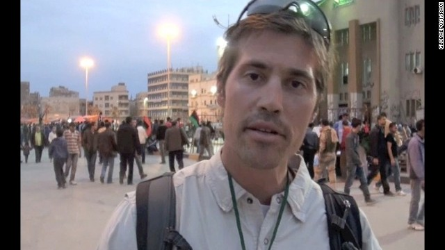 Fmr. hostage: US, Europe failed Foley