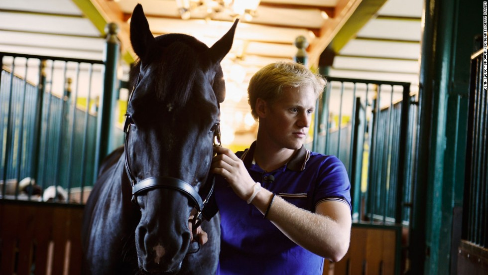 One of Dujardin's biggest rivals could have been Germany's Matthias Rath and stunning black stallion Totilas, one of the legends of dressage. However, Totilas has been ruled out of the event through injury.