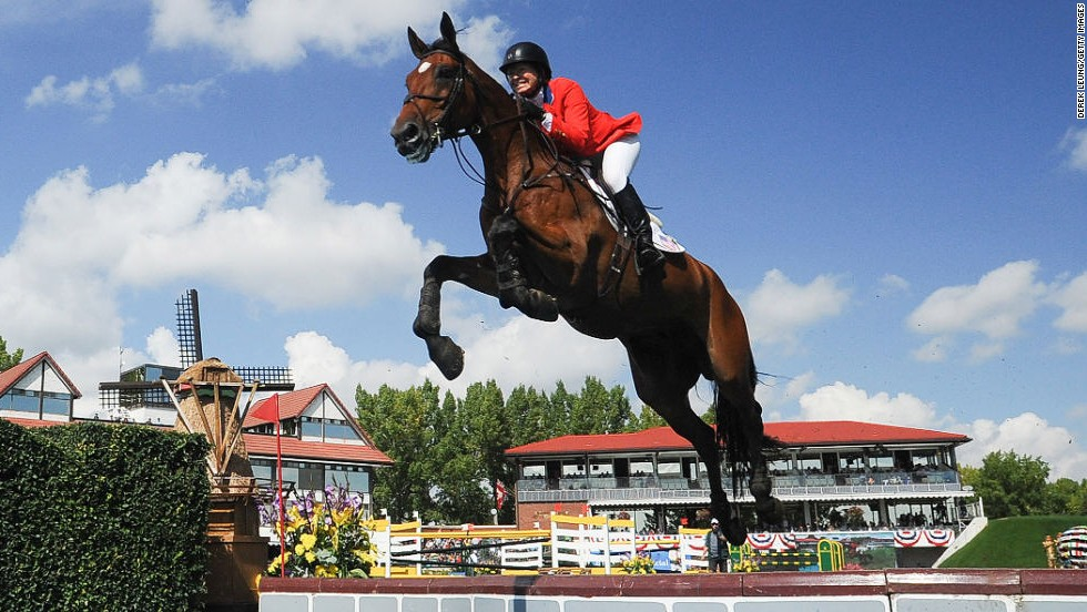 More than a thousand horses and riders hope to leap into the record books at the World Equestrian Games in Normandy. Click through the gallery for our guide to the highlights...