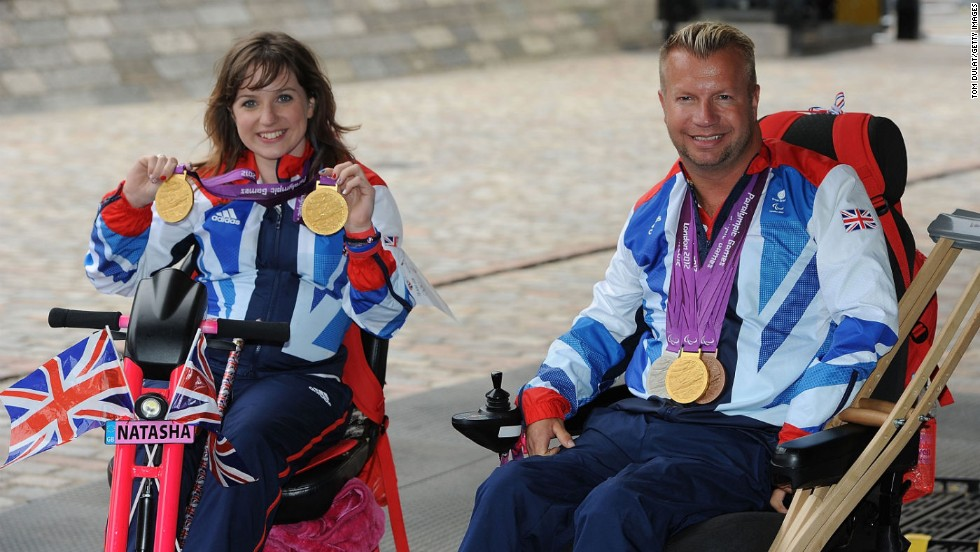 Paralympic champions Natasha Baker and Lee Pearson form part of an exceptionally strong British para-dressage team for the World Equestrian Games, looking to remain unbeaten at all major events since the 1996 Paralympics in Atlanta.