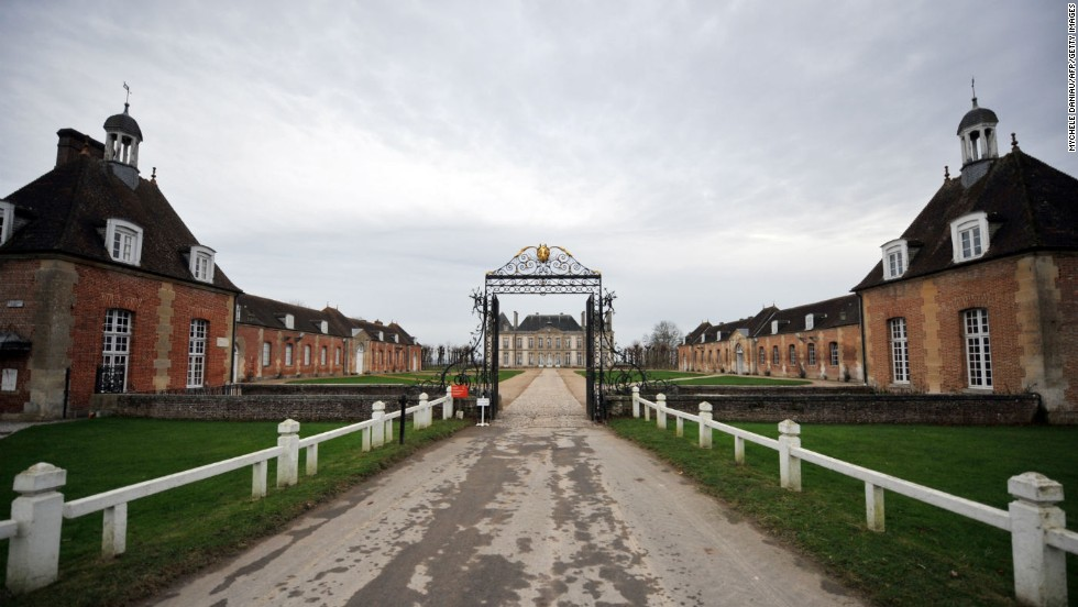 "Firstly, you can expect a lavish French backdrop for this year's two-week event. Pictured is the Haras du Pin national stud, dubbed the ""Versailles of horses,"" which will host the eventing competition."