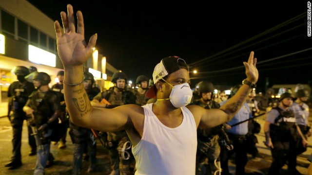 What to tell children about Ferguson