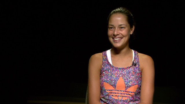 Ana Ivanovic fights to regain number 1 status