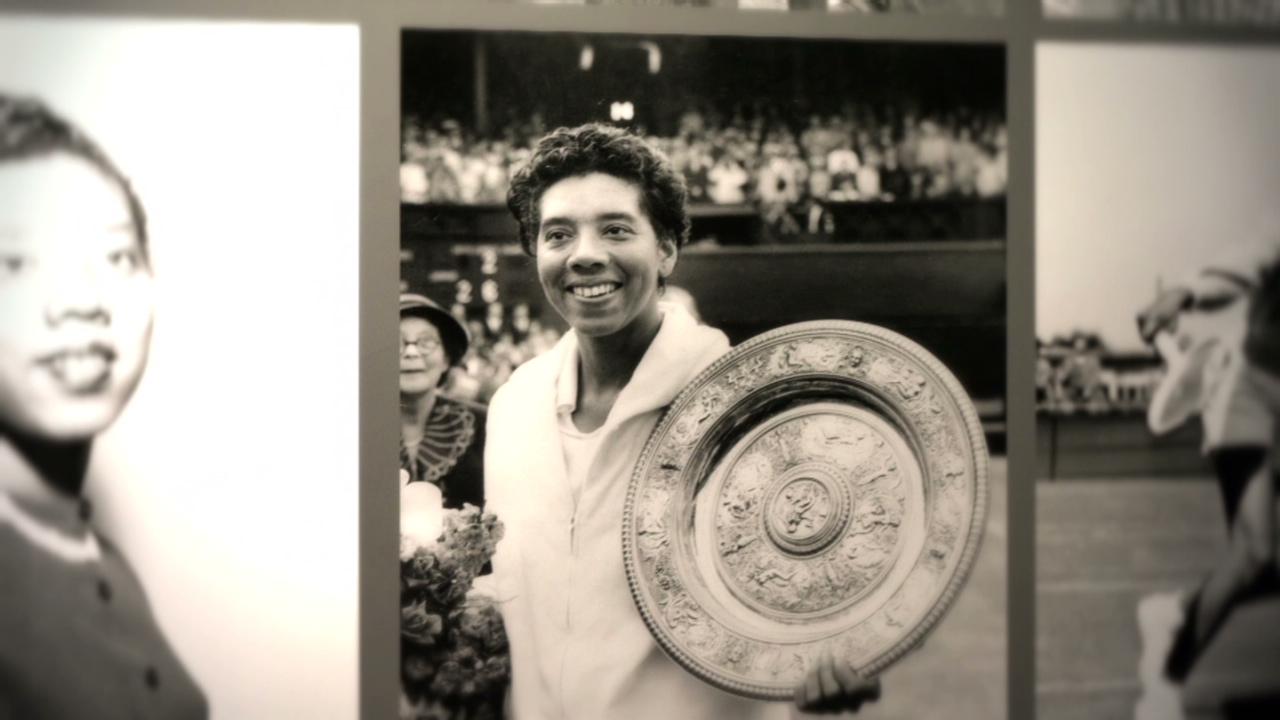 Althea Gibson s Tennis legacy CNN Video