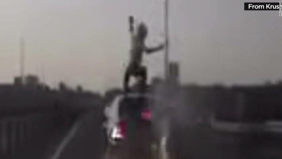 Did biker REALLY stick fanciful landing? - CNN Video