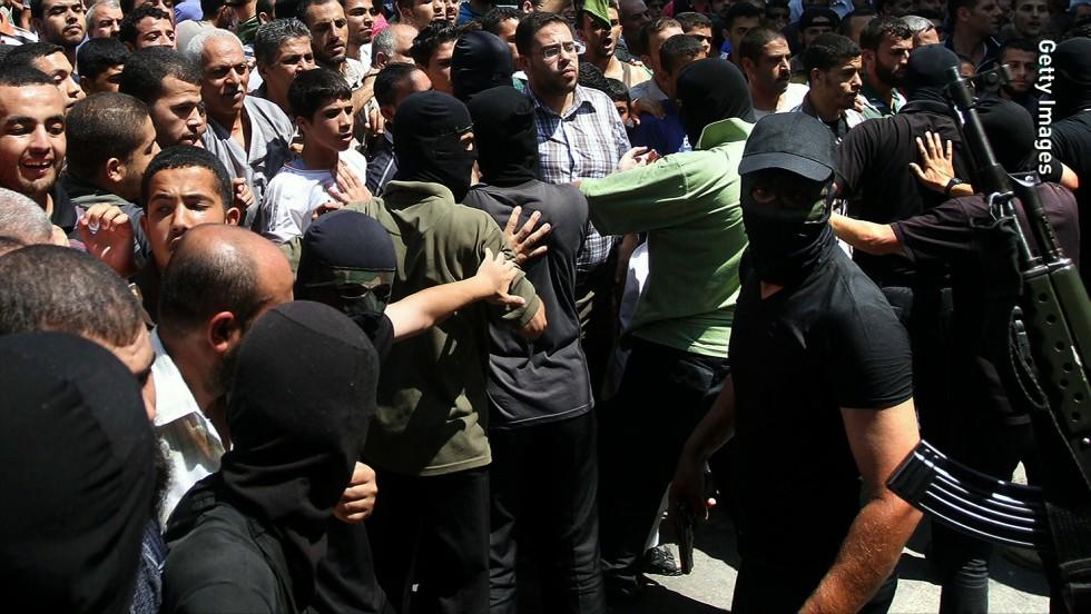 Israeli airstrikes kill 16 in Gaza, Palestinian officials say