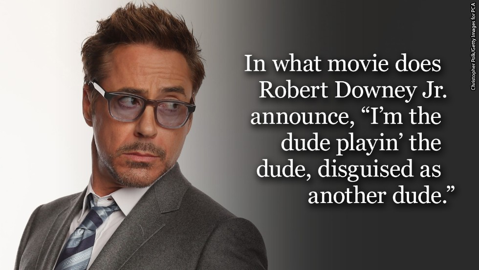 downey question