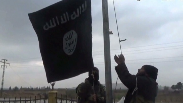 ISIS seizes key Syrian air base