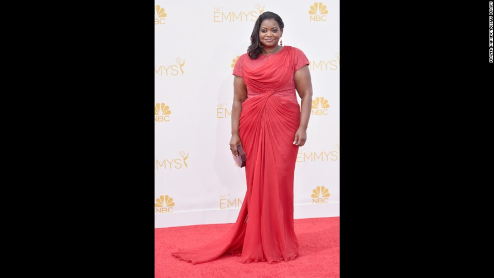 "Octavia Spencer (""Mom"")"