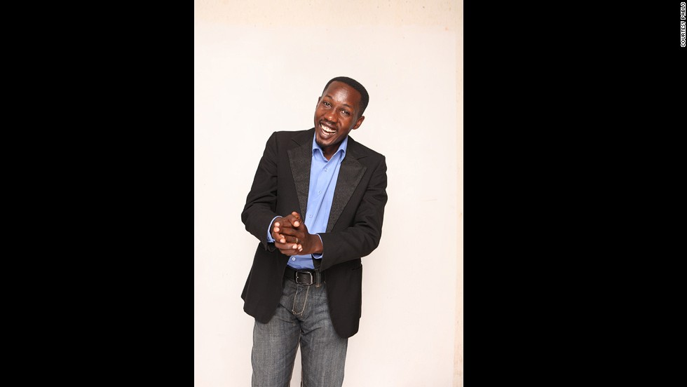 Pablo first made his mark when he won the 2009 Stand Up Uganda competition, thanks to his riffs on serious issues like tribalism and reproductive health. A vocal HIV/AIDS prevention activist, he now hosts Pablo Live, a televised comedy night that features the continent's best comedic talents.
