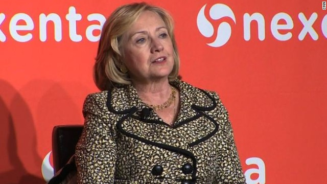 Clinton on Ferguson: 'We can do better'