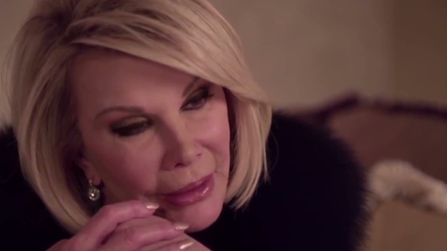 Joan Rivers: Memorable moments