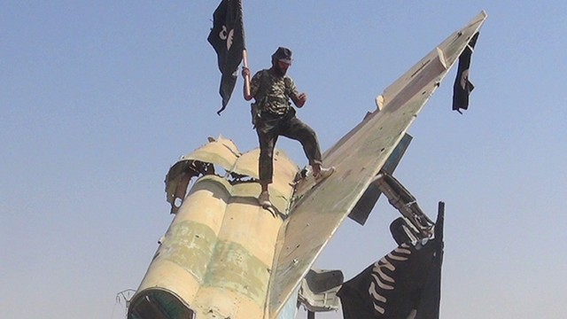 ISIS executes 250 Syrian soldiers