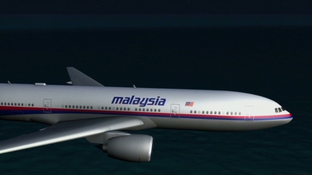 New clue about MH370