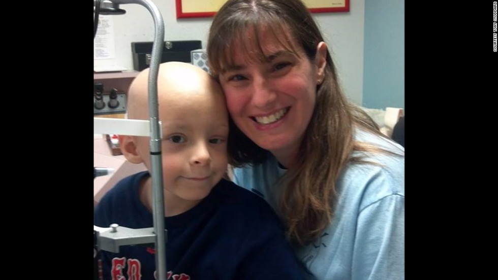 Cole began treatment immediately. He endured multiple surgeries, chemotherapy injections and radiation therapy.