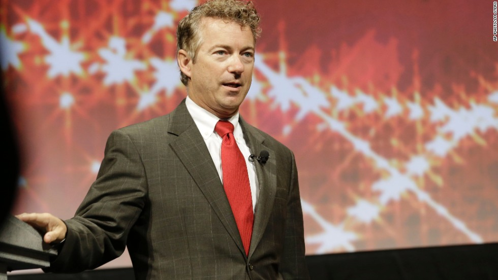 Rand Paul's surprise move on ISIS