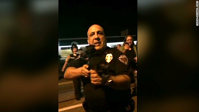 Officer resigns after Ferguson incident