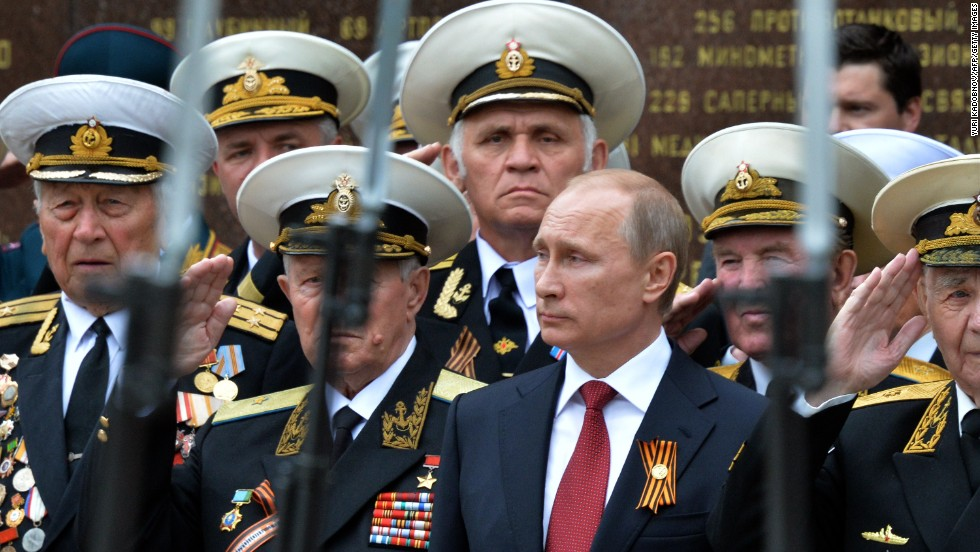 Putin: You better not come after a nuclear-armed Russia