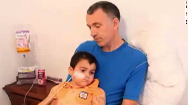 Father: I took son to get treatment