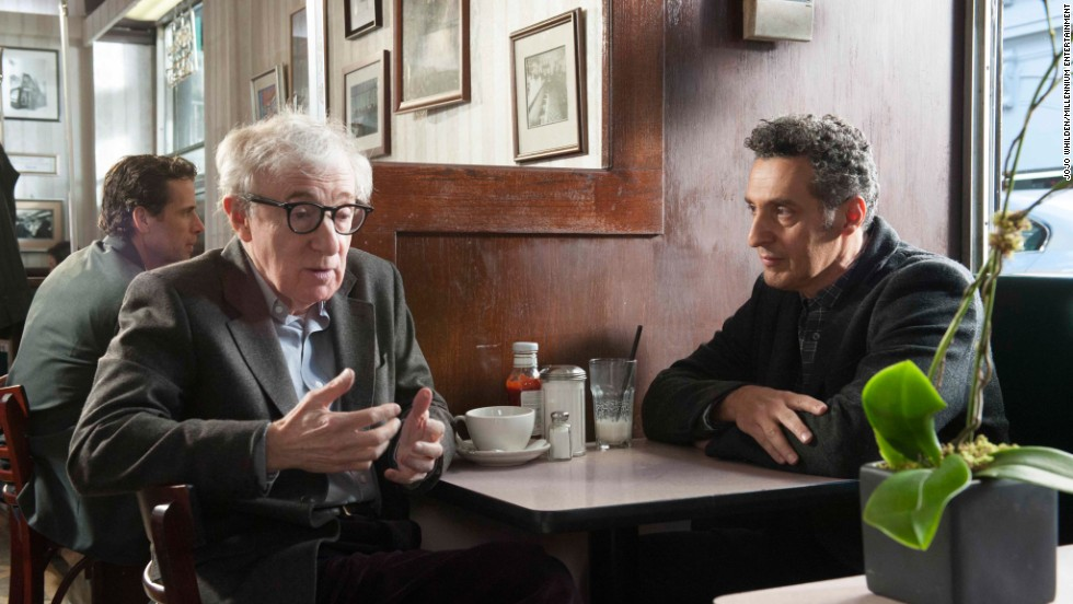 "<strong>""Fading Gigolo""</strong> (2013), starring Woody Allen, left, and John Turturro (who also wrote and directed), was another film that stayed below the radar. ""One of the nicest treats of the year,"" wrote Maltin."
