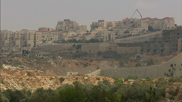 Israel claims 1,000 acres of West Bank (2013)