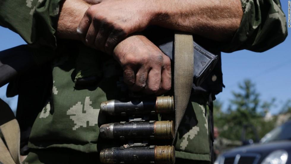 Ukraine crisis: NATO to create 'high-readiness force,' secretary general says