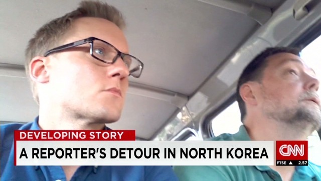 Story behind CNN's North Korea interviews