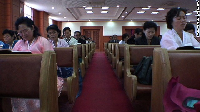 Pyongyang and the appearance of tolerance