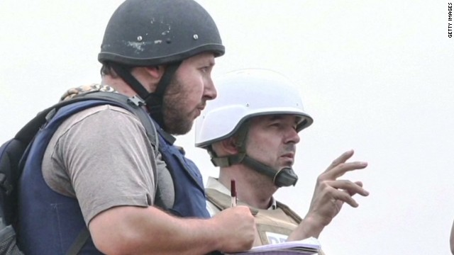 Who is journalist Steven Sotloff?