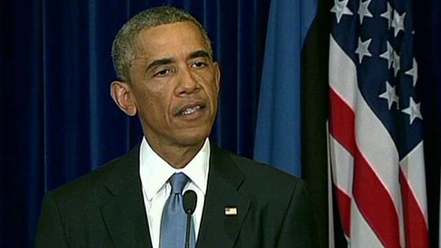 Obama: 'Our country grieves'