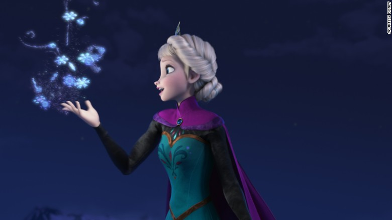 Senator Roberts may be a fan of 'Frozen'